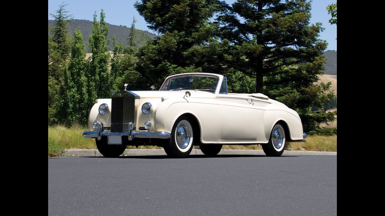 Rolls Royce Silver Cloud >> 1959 Rolls Royce Silver Cloud I Drophead Coupe by James ...