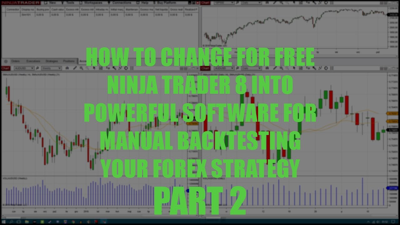 Forex tester account 2