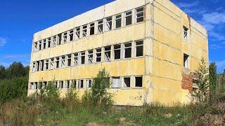 Поездка в кировскую область, заброшенные воинские части, vlog путешественника #14