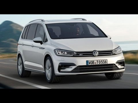 2017 vw touran usa review youtube. Black Bedroom Furniture Sets. Home Design Ideas