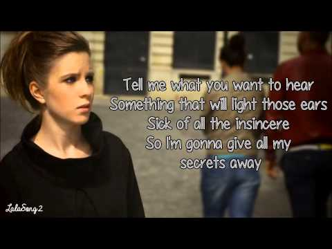 Alina Eremia, Dorian Popa & ONE - Secrets lyrics
