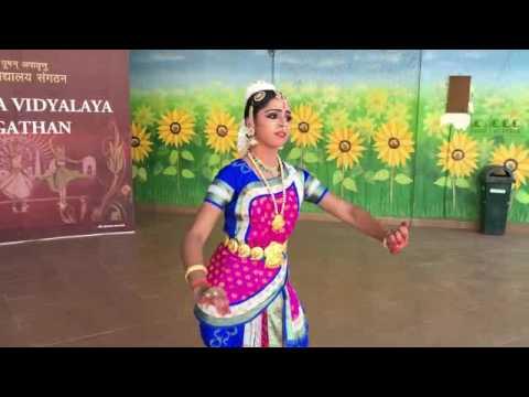 Virsa Republc Day Contest: 1st Prize Solo- Alga Thampi, KV Adoor