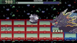Mega Man Battle Network 2 - Hard Mode: Gospel!