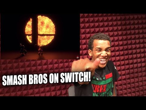 NINTENDO COMPLETELY CAUGHT ME OFF GUARD   Super Smash Bros Switch CONFIRMED Reaction (Nin. Direct)