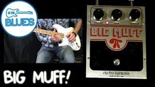 Electro-Harmonix Big Muff Pedal