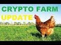 Crypto Farm Update