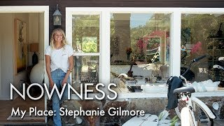 My Place: Stephanie Gilmore