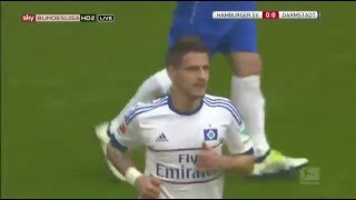 Video Gol Pertandingan Hamburger SV vs Darmstadt 98