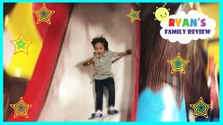 indoor playground family fun play area for kids bounce house and arcade games ryan s family review