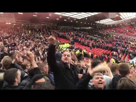 Great clip of Liverpool fans at Old Trafford on Saturday 🎶👏