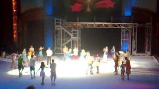High School Musical Ice Tour Manila - Everyday & All For One