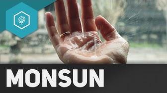 Monsun einfach erklärt - Wetterphänomene 3 ● Gehe auf SIMPLECLUB.DE/GO & werde #EinserSchüler