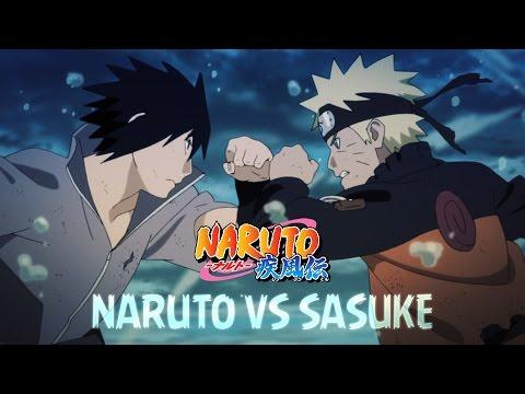 Naruto VS Sasuke - Arigato [AMV]