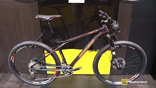 2016 GT Bicycles Zaskar Carbon Mountain Bike - Walkaround - 2015 Eurobike