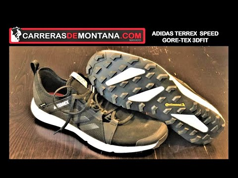 zapatillas adidas terrex speed