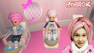 Roblox-GET me at the SPA (Salon & Spa) | Sophie Games