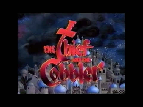 The Thief and the Cobbler (1995) Home Video trailer