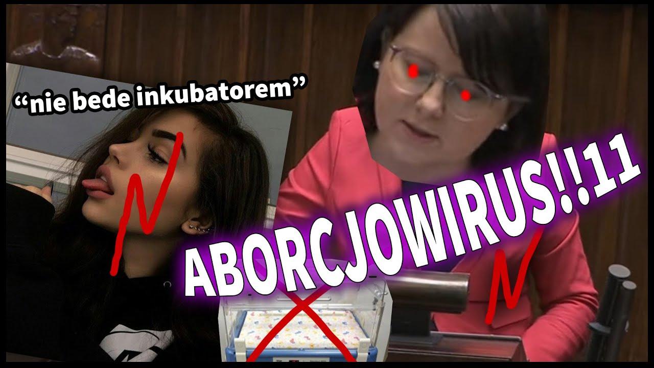 GODKO-WIRUS - Największe Głupoty o Aborcji