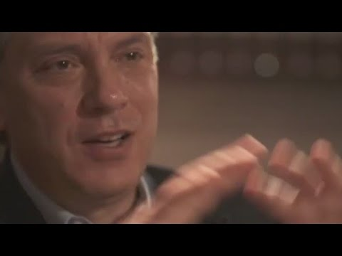 2014: Bourdain and Nemtsov talk politics, Putin