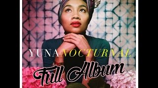 YUNA - Nocturnal full album (Deluxe Edition) (2013)