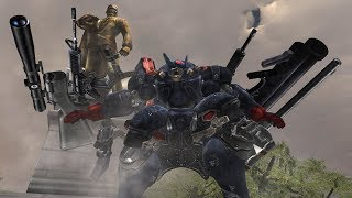 FreQuency 「Fallout」 MusicVideo【METAL WOLF CHAOS XD】