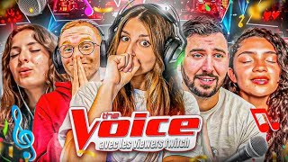 THE VOICE VIEWERS (on a été choqués)
