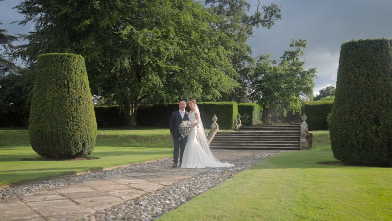 Hengrave Hall Wedding | Laura & James