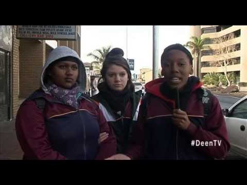 Load shedding in South Africa - Speak your mind