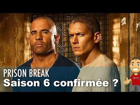 Prison Break : la FOX confirme le retour d'une saison 6 ?
