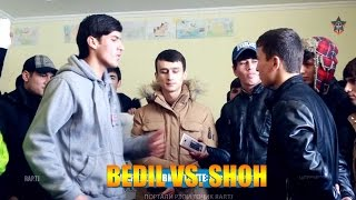 Видео Battle Bedil vs  Shoh (RAP.TJ)