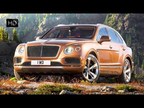 2017 Bentley Bentayga SUV 600HP Exterior Interior & Off Road HD