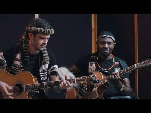 Qadasi & Maqhinga - Uhambo Olusha (Acoustic)