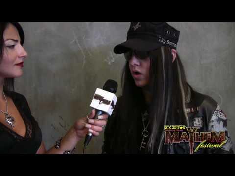 Mayhem Festival Joey Jordison