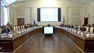 В областном Правительстве обсуждали вопросы обучения кадров для программы реиндустриализации региона