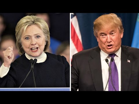 Is Trump Really Catching Up to Clinton? (With All Due Respect - 11/02/16)
