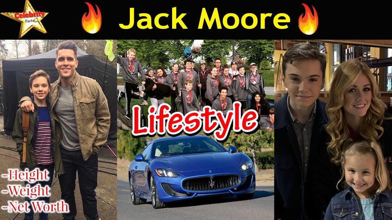 Download Jack Moore Lifestyle,Height,Weight,Age,Girlfriends,Family,Affairs,Biography,Net Worth,Salary,DOB 🔥