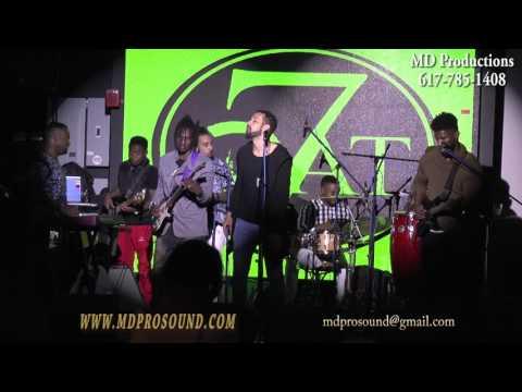 Dat7 live @Club Venue Boston 1-15-17