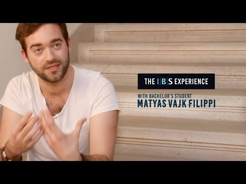 The IBS Experience with Matyas Vajk Filippi