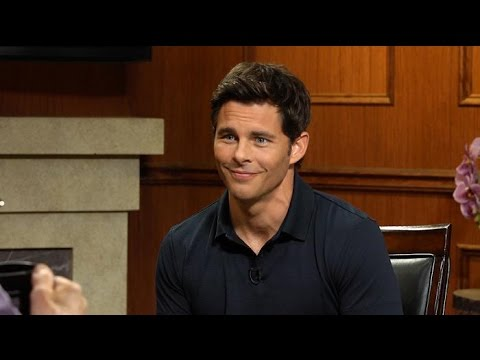 James Marsden on Anthony Hopkins | Larry King Now | Ora.TV