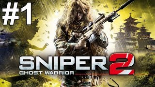 Sniper Ghost Warrior 2 Gameplay Walkthrough Part 1 No Commentary