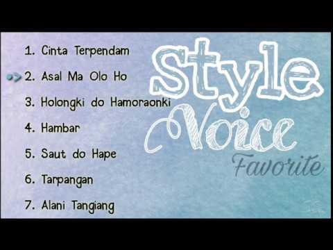 Style Voice Album Favorite - Lagu Batak Populer