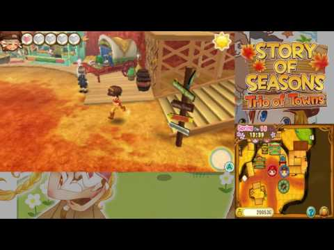 Let's Play Story of Seasons: Trio of Towns 06: Circles