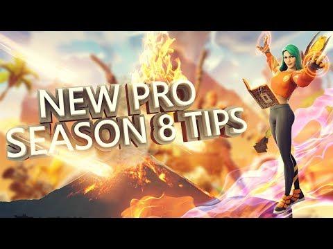 New Best Fortnite Pro Season 8 Tips and Tricks