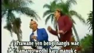 CUCAK ROWO - Didi Kempot (Karaoke)