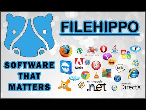 File Hippo Software That Matters Youtube
