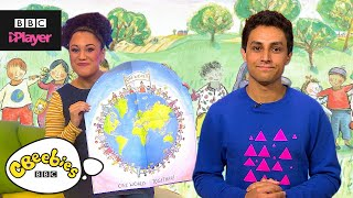 One World Together | Everyone's Welcome in the CBeebies House