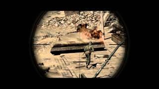 Sniper Elite V2 официальный русский трейлер
