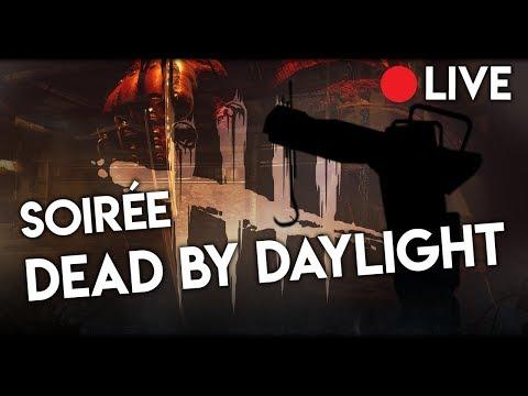 SOIRÉE DEAD BY DAYLIGHT ! [Tueur & Survivant]