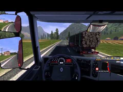 Ets 2 Serbia Map Novi Pazar Raska Youtube