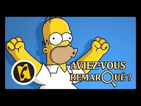 Les Simpson  Aviezvous remarqué ? Allociné